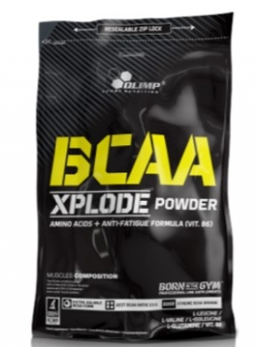 BCAA XPLODE POWDER 600G+100G LIMITED EDITION