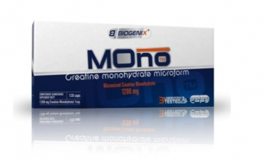 BIOGENIX MONO CREATINE MONSTER CAPS® 120KAPS