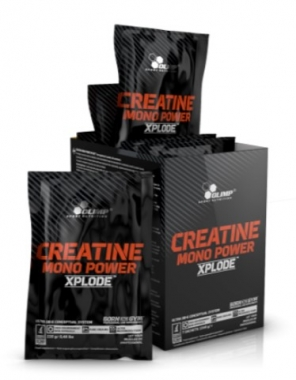 CREATINE XPLODE POWDER 220G