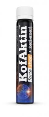 KofAktin Forte Shot + żeń-szeń 1 ampułka 25ml