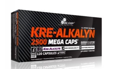 KRE-ALKALYN 2500 MEGA CAPS® 120KAPS