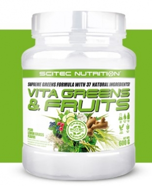 Scitec Vita Greens & Fruits