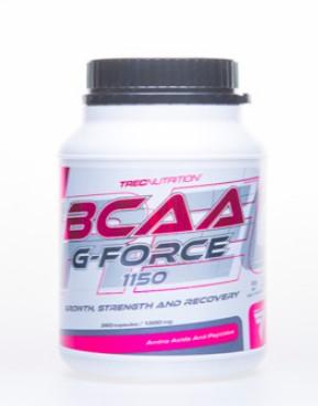 TREC BCAA G-FORCE 360CAPS